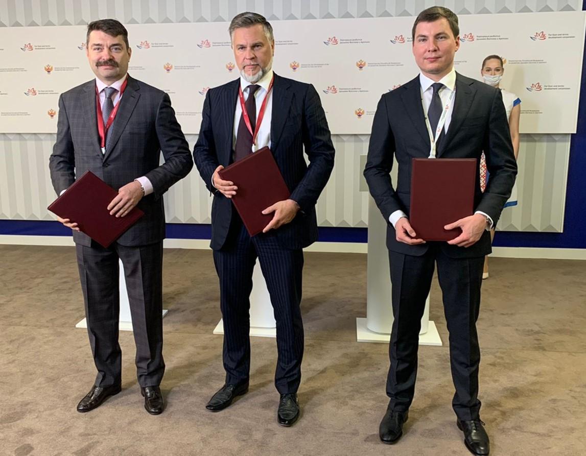 Группа компаний «Старвей» построит портовый причал «Павловск»